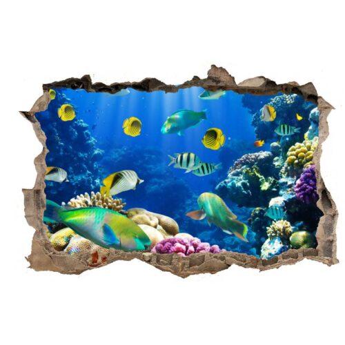 vinilo acuario