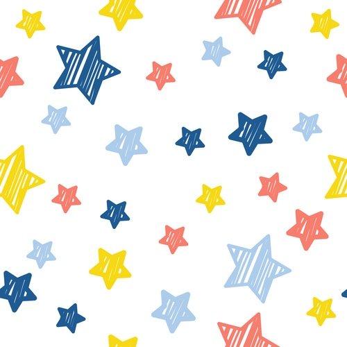 pegatinas estrellas infantiles