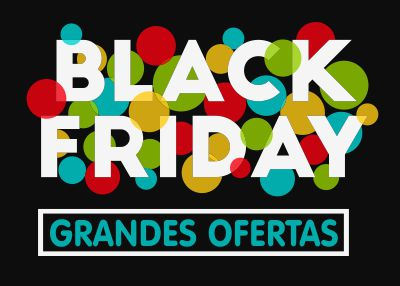 letrero black friday